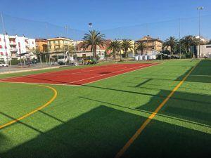 TENNIS SERVICE Gli Specialisti nella Realizzazione e Manutenzione di Campi da Tennis e PolivalentiRoseto degli Abruzzi (TE)