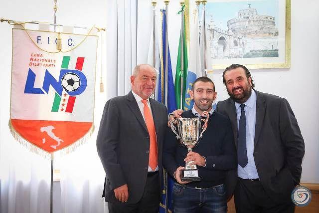 Tombesi, il vicepresidente Nicola Barone è pronto ad una nuova stagione