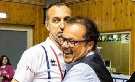 Basket, l'Olimpia Mosciano conferma il coach-ds Marco Verrigni
