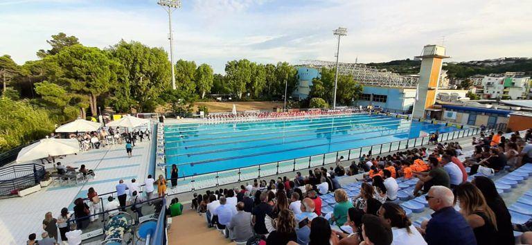Pescara, Le Naiadi: riaperta la piscina olimpionica