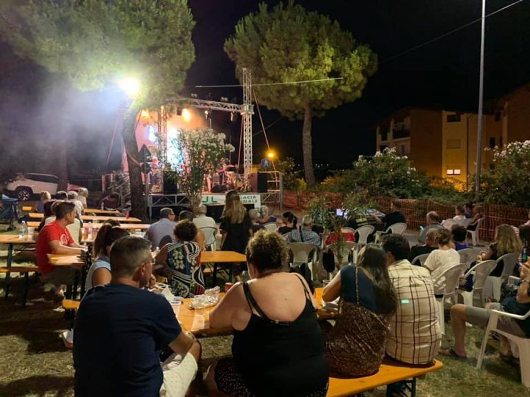 Pineto, successo per la festa di Sant'Anna: il ringraziamento del Comitato