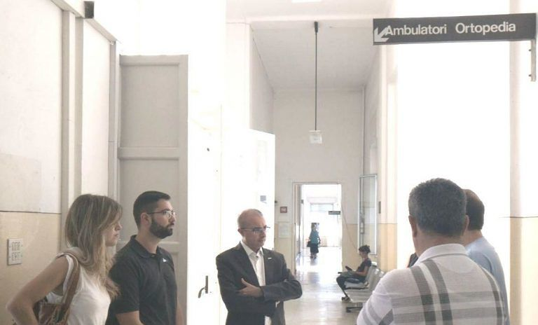 """Penne: """"L'ospedale San Massimo rischia la chiusura definitiva"""""""