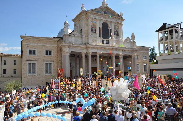 Santuario San Gabriele, attesi cinquemila fedeli per la festa del pellegrino