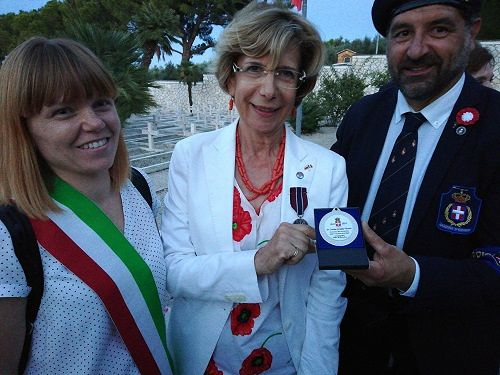 Loreto, il giuliese Novizzo Cittadini ricordato nella commemorazione dei caduti della II Guerra Mondiale
