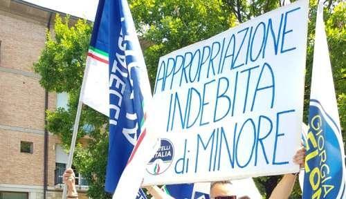 Scandalo Bibbiano: due raduni di Fratelli d'Italia Teramo per mantenere alta l'attenzione sul caso