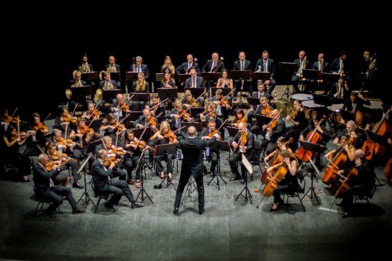 L'Orchestra Sinfonica Abruzzese festeggia il compleanno di Alba Adriatica