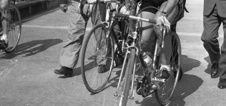 Campli, addio all'ex ciclista professionista Antonio Franchi
