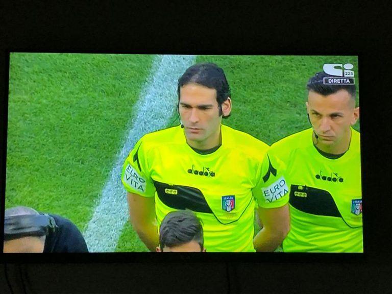 Calcio: arbitro e guardalinee di Pescara promossi in Serie B