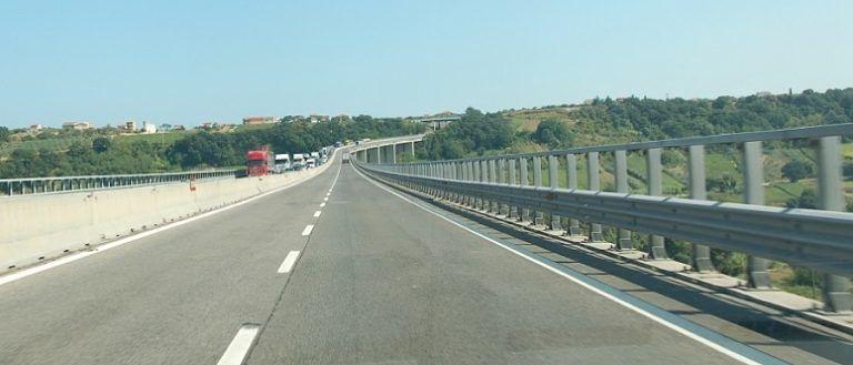 Terza corsia della A14 e Pedemontana: le richieste di Marsilio