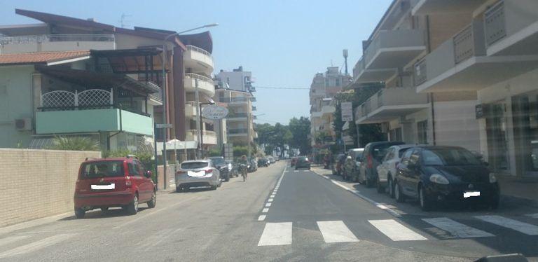 Alba Adriatica, lavori di ripristino stradale fuori termine: ditta multata