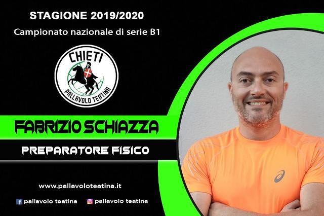 Un ritorno alla Teatina: Fabrizio Schiazza