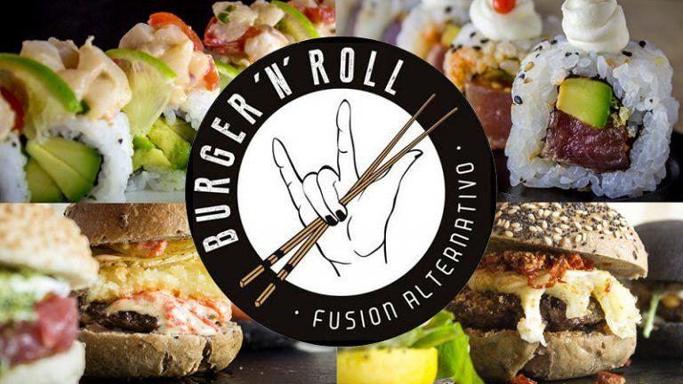 BURGER 'N' ROLL Restaurant IL BUONO DELLE NOVITÀ! Cucina Fusion e Hamburger Gourmet Per aperitovo e cena – Via Mazzini 51 Alba Adriatica (TE)