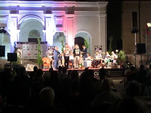 Ripa Teatina, cerimonia di premiazione del XV Festival Rocky Marciano con i grandi dello sport VIDEO
