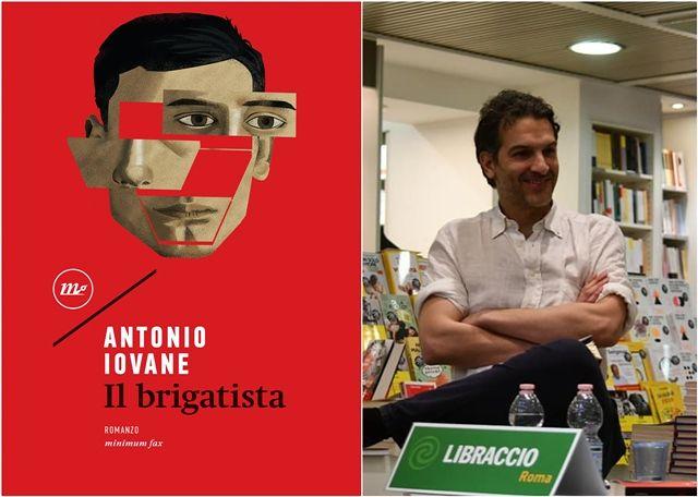 Antonio Iovane presenta il romanzo 'Il brigatista' a Francavilla al Mare