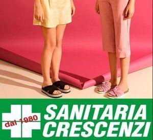 SANITARIA CRESCENZI Alba Adriatica Alimenti Biologici per Bambini Prodotti Farmasanitari Calzature Confort di Moda