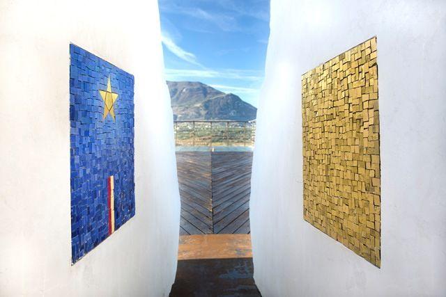 Bolognano: Diego Esposito presenta la sua opera CELATO/SVELATO