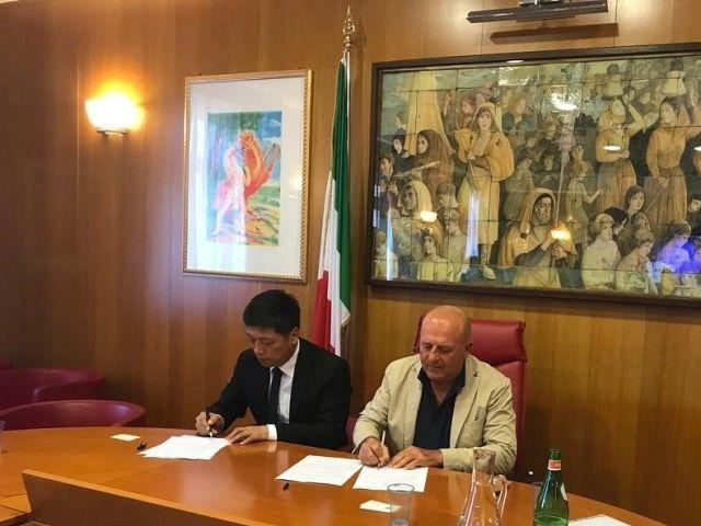 Chieti, avviata la collaborazione tra la 'd'Annunzio' e la 'HenanUniversity of Chinese Medicine'