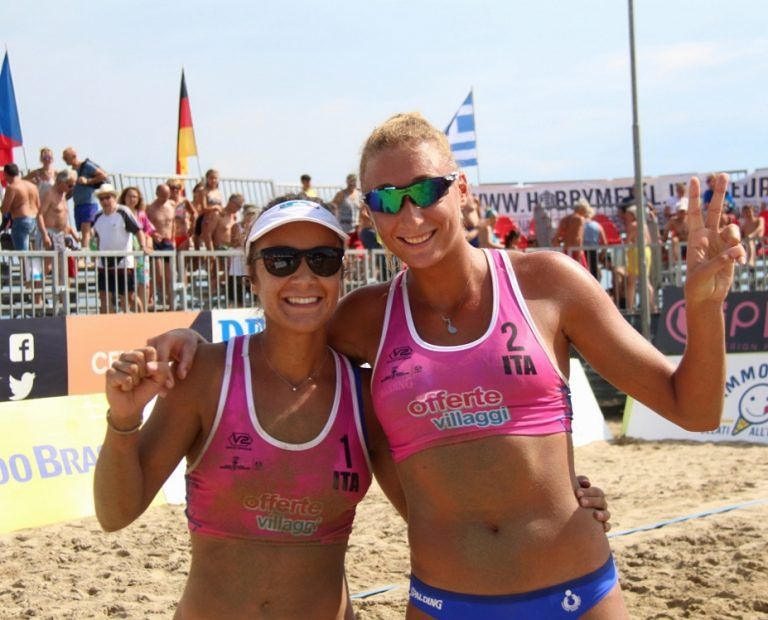 Alba Adriatica, beach volley: in corsa al WorldTour resta una coppia italiana FOTO