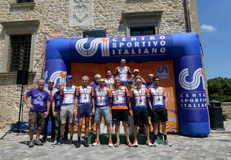 Campionato nazionale di ciclismo, due medaglie per la Team Pro Bike