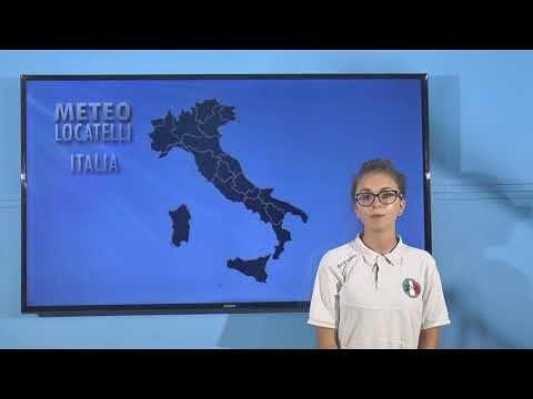 Previsioni del tempo mercoledì 31 luglio VIDEO