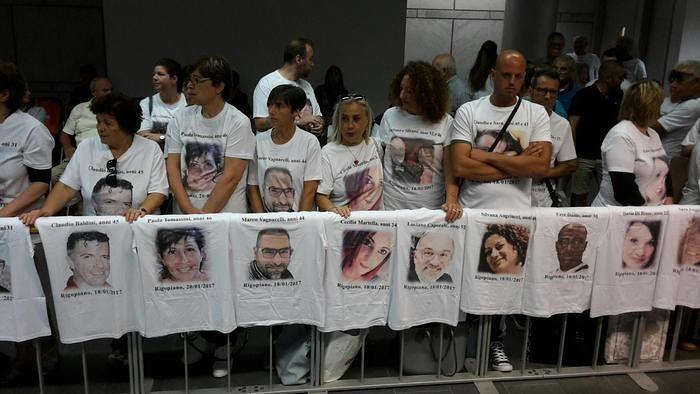 Rigopiano, sciopero avvocati: rischio nuovo rinvio del processo