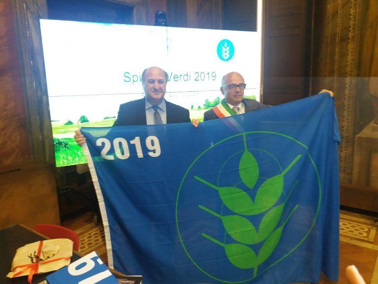 """Tortoreto, tutela ambiente rurale: il Comune ottiene le """"Spighe Verdi"""""""
