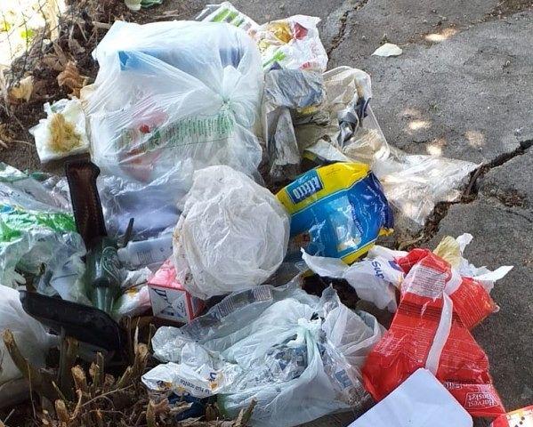 San Salvo, rifiuti abbandonati: scattano le sanzioni
