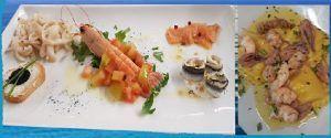 Scopri la rivoluzionaria formula #ServitiTu; per Pranzo Aperitivi e per Cena SI FORK Ristorante di Pesce Alba Adriatica