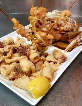 Aperifish, pause pranzo deliziose e cene prelibate solo da SI FORK!