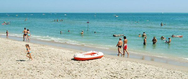 Analisi Arta: ok acque di balneazione a Tortoreto, Alba Adriatica e Martinsicuro