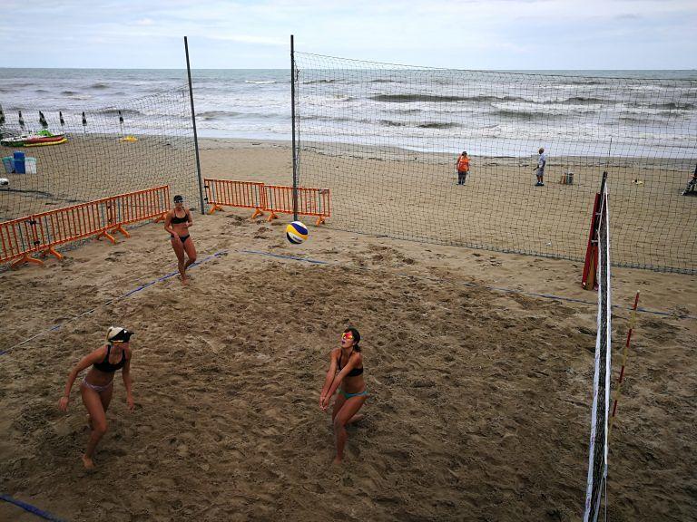 Alba Adriatica, beach volley World Tour: si comincia con le qualificazioni