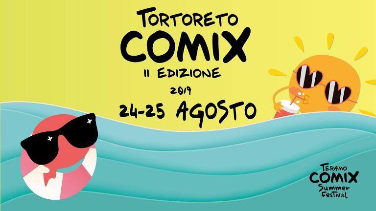 Tortoreto Comix: sul lungomare due giorni dedicati al fumetto e al gioco