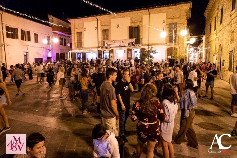 Roseto, oltre 10mila visitatori alla Mostra dei Vini di Montepagano