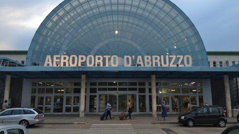 Pescara, aeroporto d'Abruzzo: passeggeri in crescita