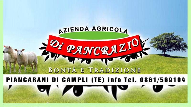 AZIENDA AGRICOLA DI PANCRAZIO - APERISTREET 2019 - DOMENICA 6 OTTOBRE A PRANZO - PRODOTTI TIPICI ABRUZZESI A KM 0!