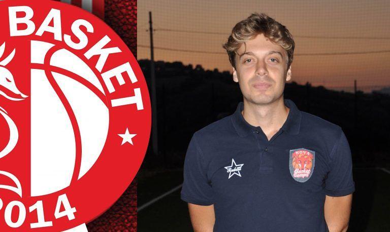 Basket, Nova Campli: conferma per Mario Ferrari che diventa capitano