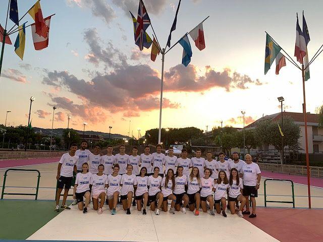 Pattinaggio: la Nazionale giovanile si allena a Martinsicuro. Nel fine settimana appuntamento con il Memorial Bosica