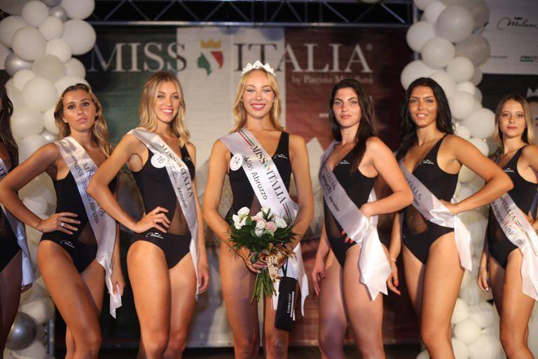 """Nereto """"incorona"""" Francesca Persiani: nuova Miss Abruzzo FOTO"""