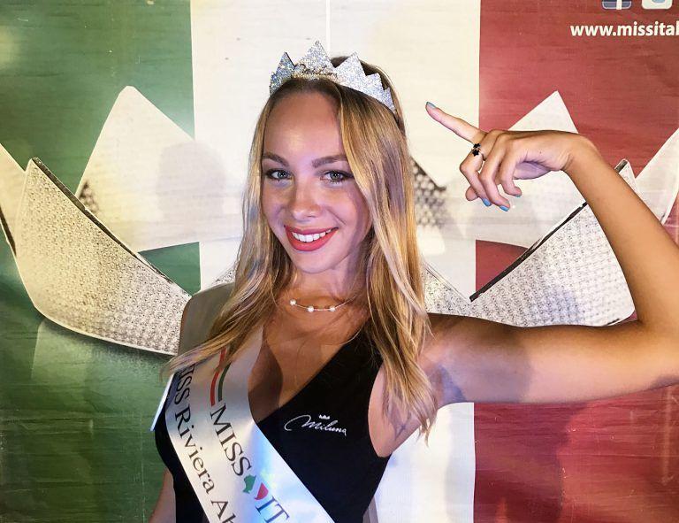 Miss Italia: la prima finalista regionale è la giuliese Francesca Persiani