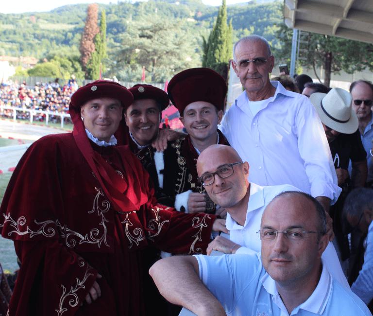 Valle Castellana, il comitato per il referendum ringrazia il sindaco di Ascoli per l'invito alla Quintana