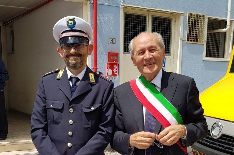 """Sant'Egidio, il sindaco """"arma"""" la polizia locale: saranno assegnate le pistole agli agenti"""