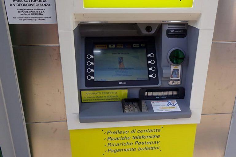 Casoli presto avrà uno sportello bancomat di Poste Italiane