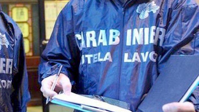 Alba Adriatica, lavoratori in nero: i carabinieri chiudono per la seconda volta l'autolavaggio