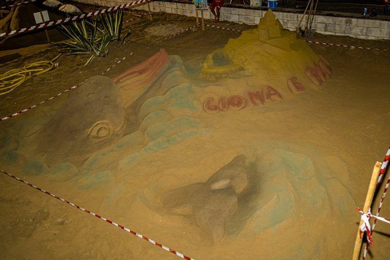 Tortoreto, gara dei Castelli di sabbia: ecco la classifica FOTO