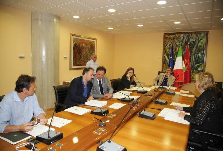Abruzzo, chiesto lo stato di emergenza per le grandinate di luglio. Gli altri provvedimenti della giunta regionale