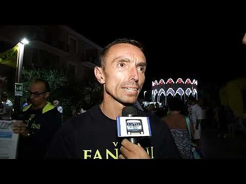 Podismo, Alberico Di Cecco vince a Crecchio VIDEO