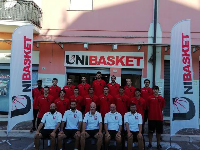 Unibasket Lanciano: al via la stagione dei rossoneri