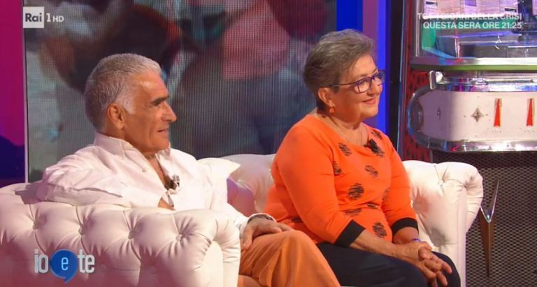Silvi, la storia d'amore di Ventura e Rosanna in onda su Rai 1