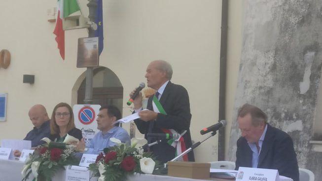 Sant'Egidio, non si trova più il gonfalone del Comune. Il bilancio del sindaco dopo 2 mesi VIDEO