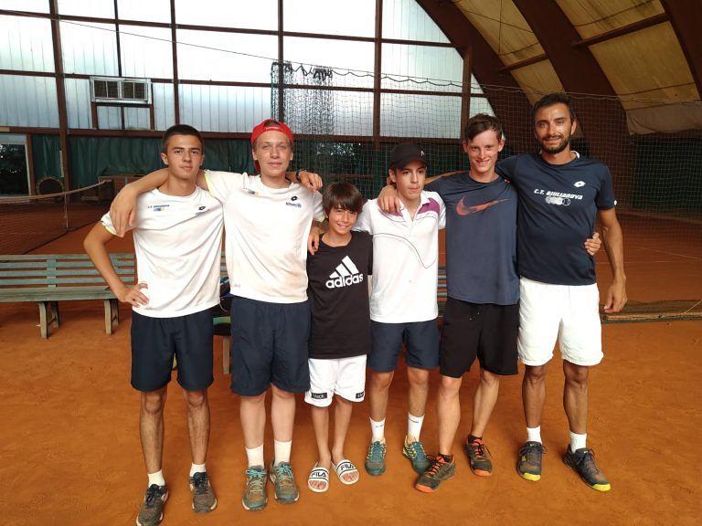 Circolo Tennis Giulianova Campione Regionale D3 a squadre